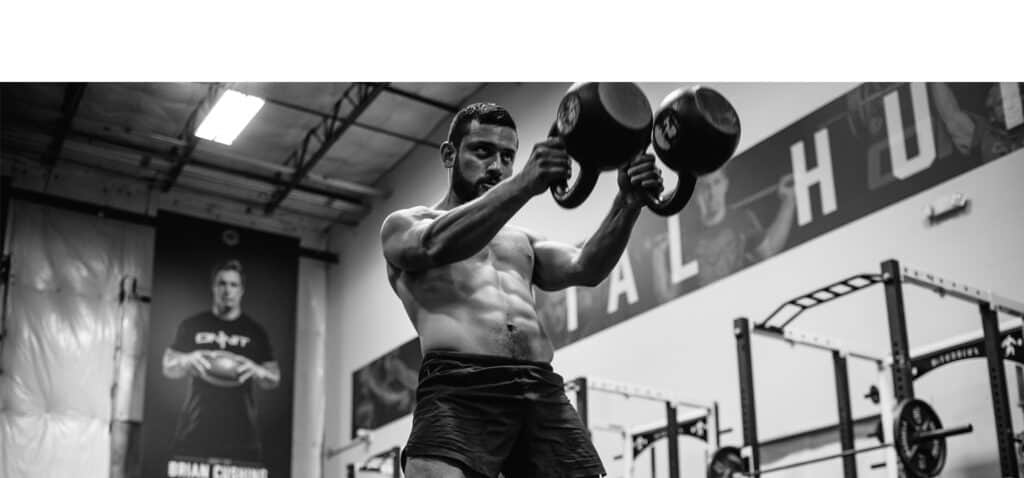 Why The Kettlebell Swing Is The Ultimate Exercise
