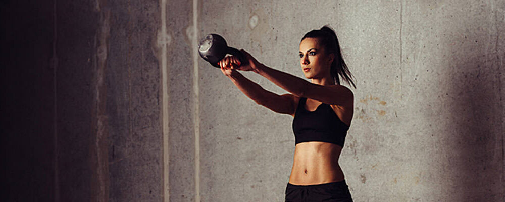 Short on Time? Perform These 12 Full Body Kettlebell Exercises Anywhere in 30 Minutes or Less