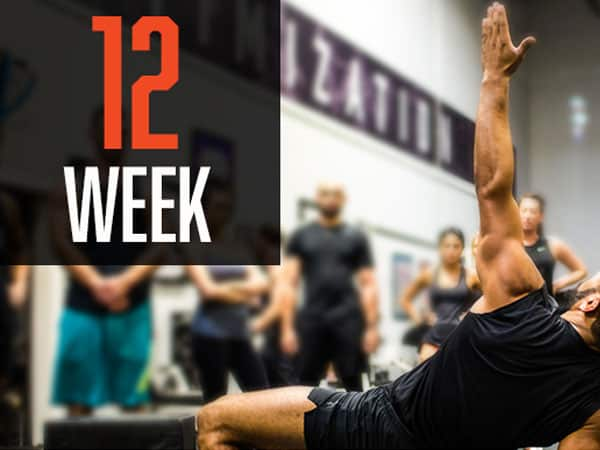 12-Week Personalized Workout Program course image