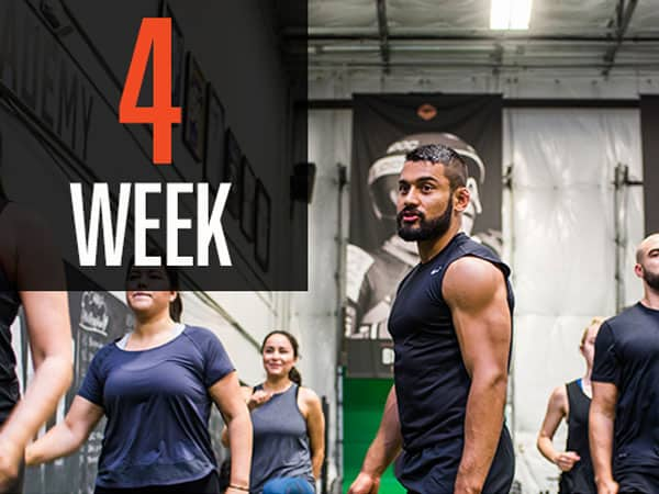 4-Week Personalized Workout Program course image