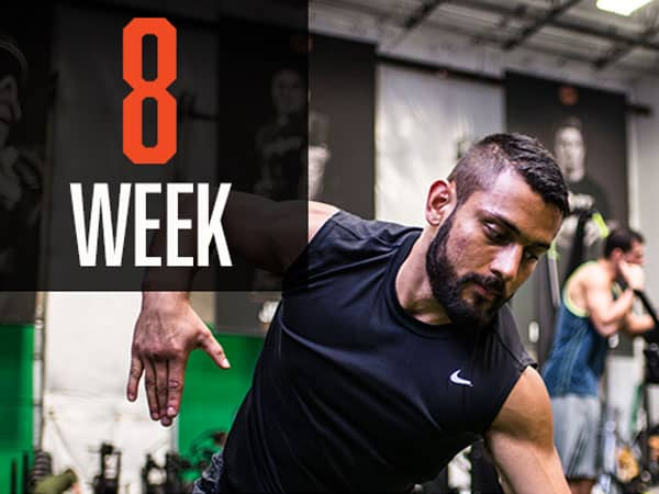 8-Week Personalized Online Workout Program course image