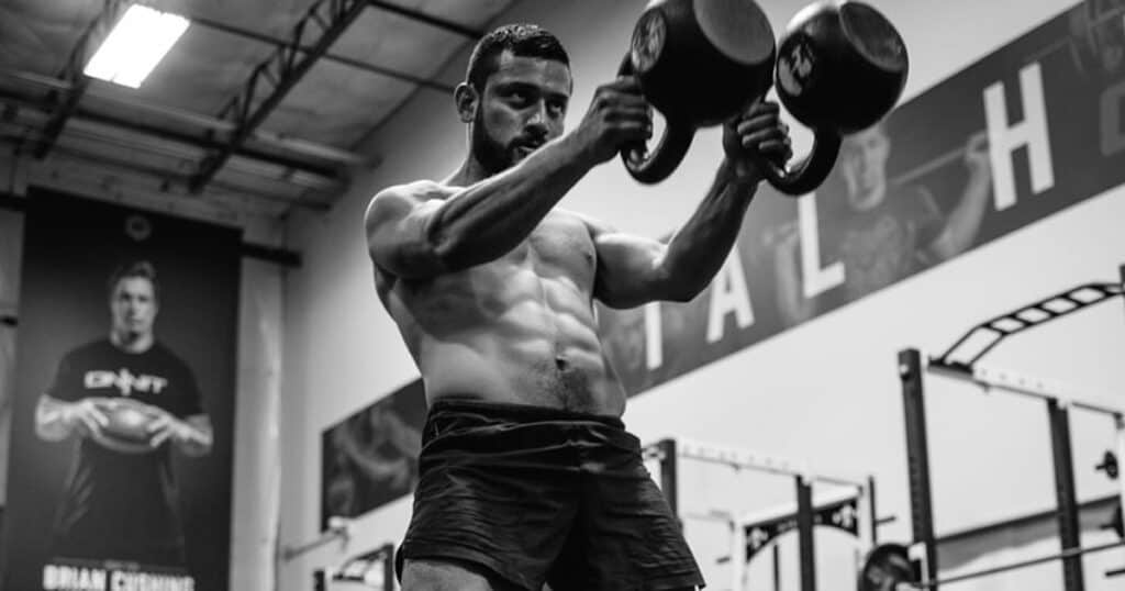 How-To: The Proper Kettlebell Swing