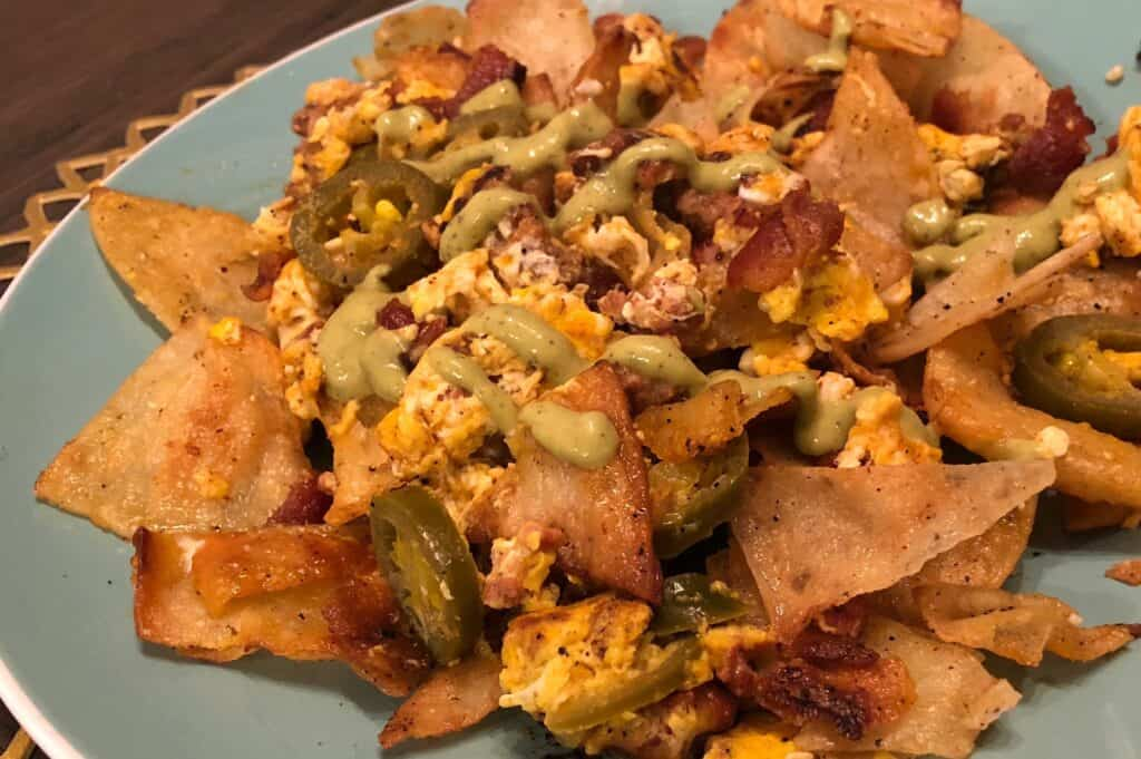 Chilaquiles Better Than Abuela's