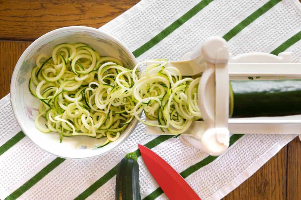 Low-Carb Pasta Recipe