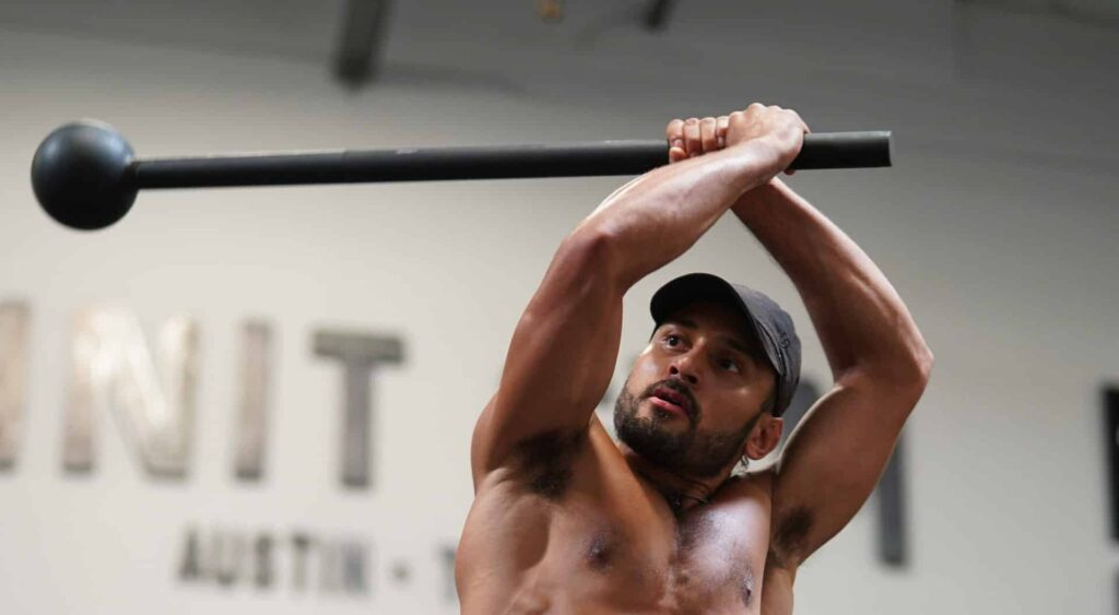 Why You Should Work Out With A Steel Club Or Mace