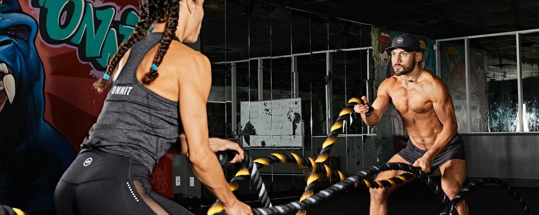 In the Battle Against Fat, All You Need Is a Rope