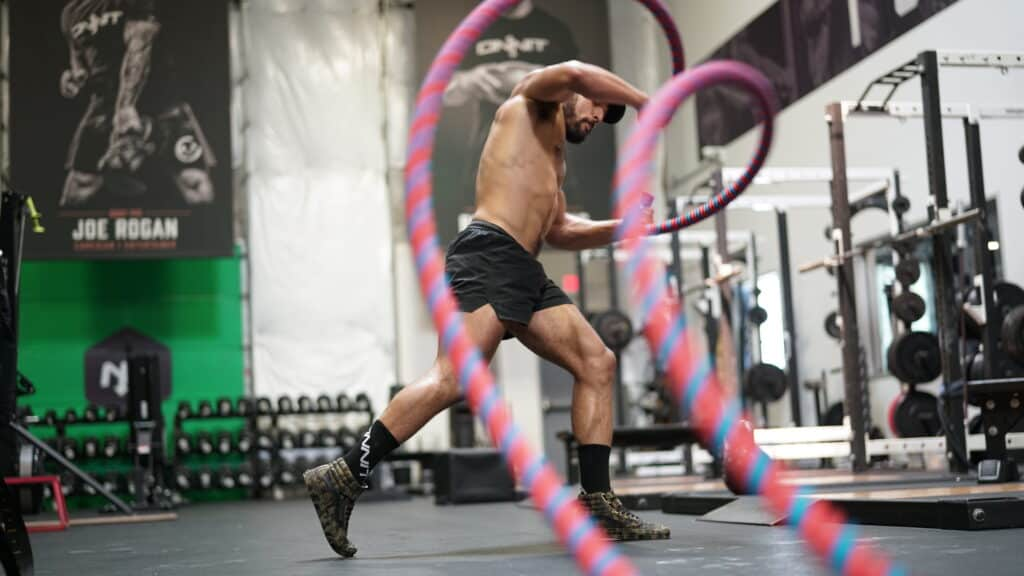 High Impact, Under 20 Battle Rope Workout