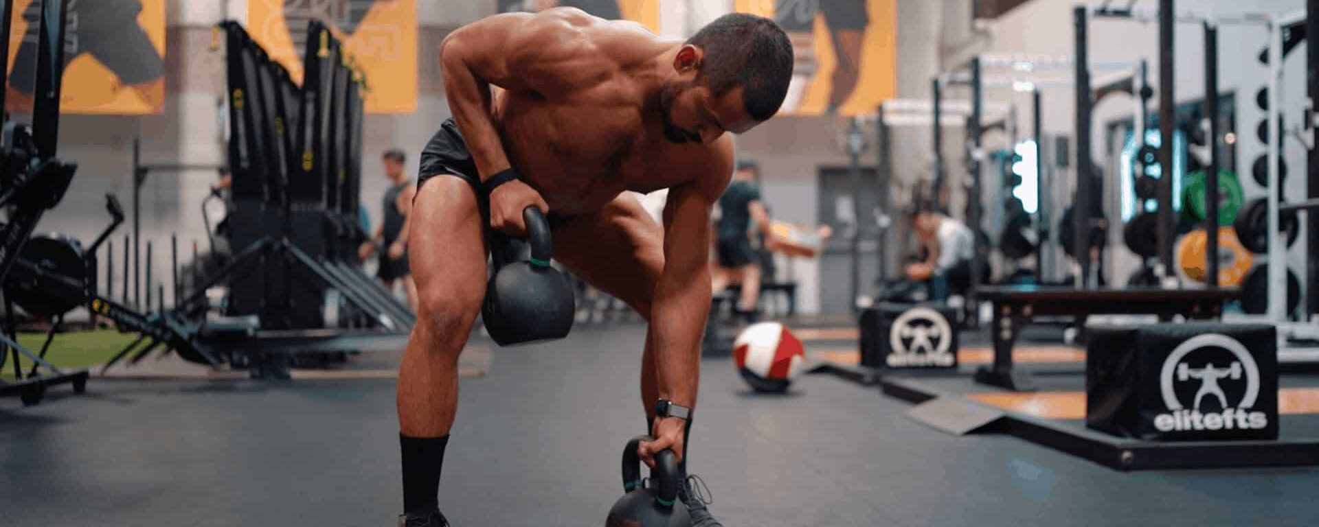 The Kettlebell Shortage of 2020