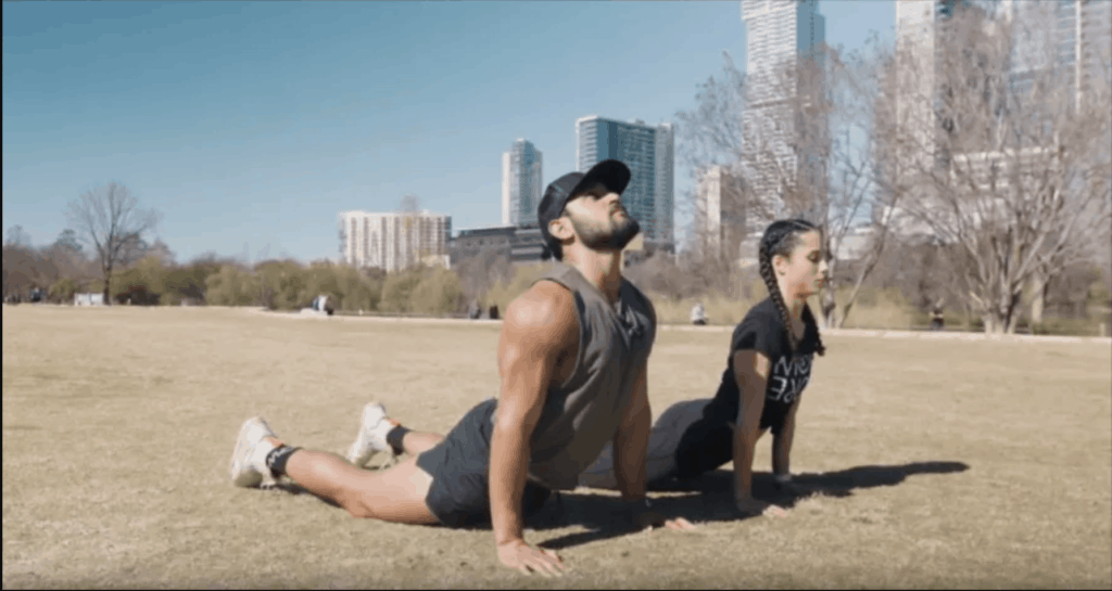 How To Do a Kneeling Spine Wave (and why you should every day)