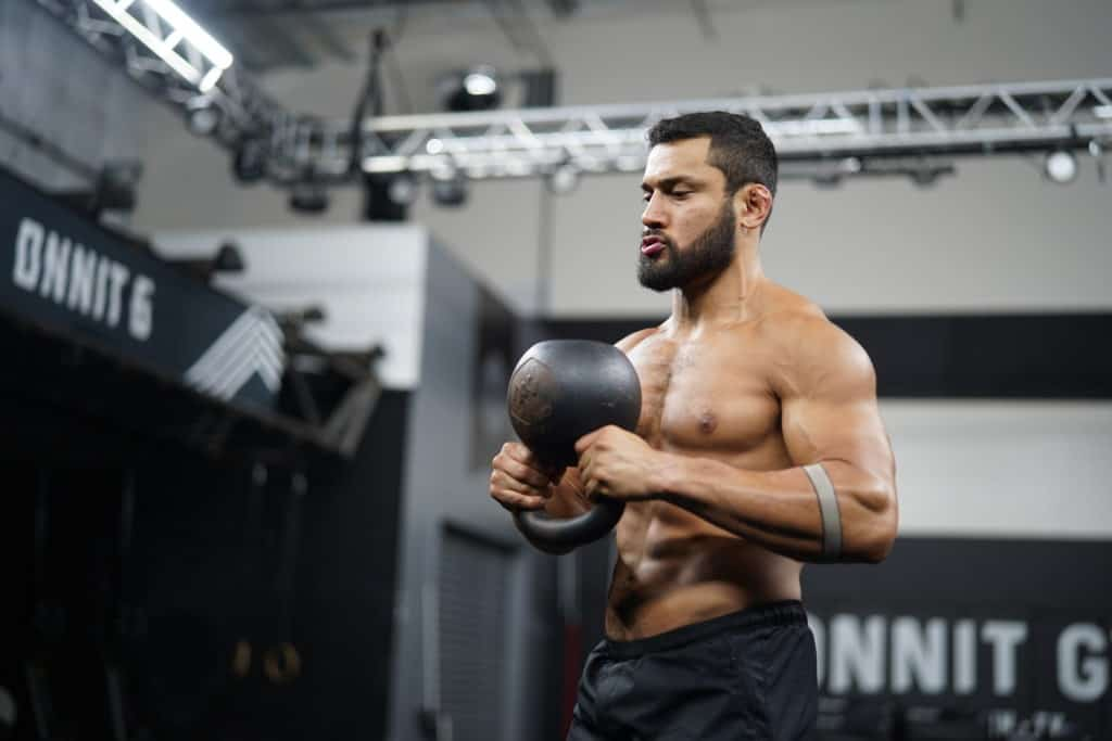 Strength Training with Kettlebells