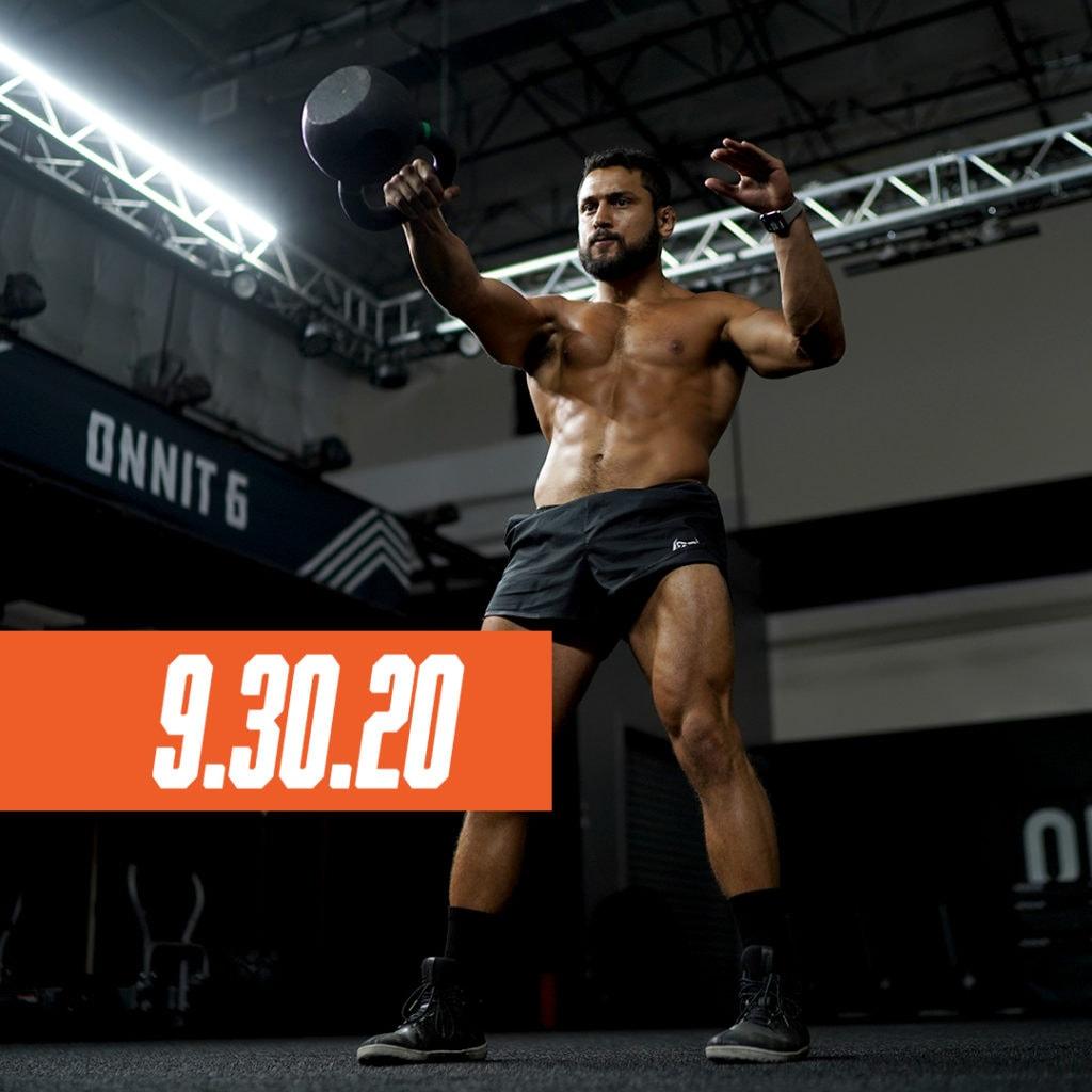 Workout Day: September 30, 2020 | Full Body