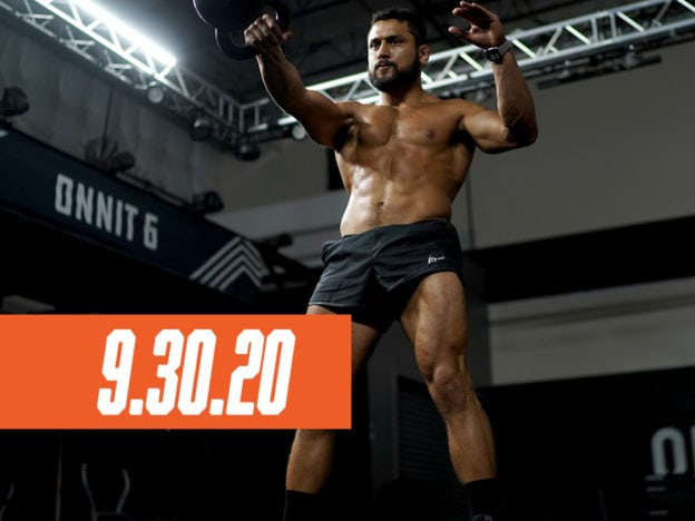 Workout Day: September 30, 2020 | Full Body course image