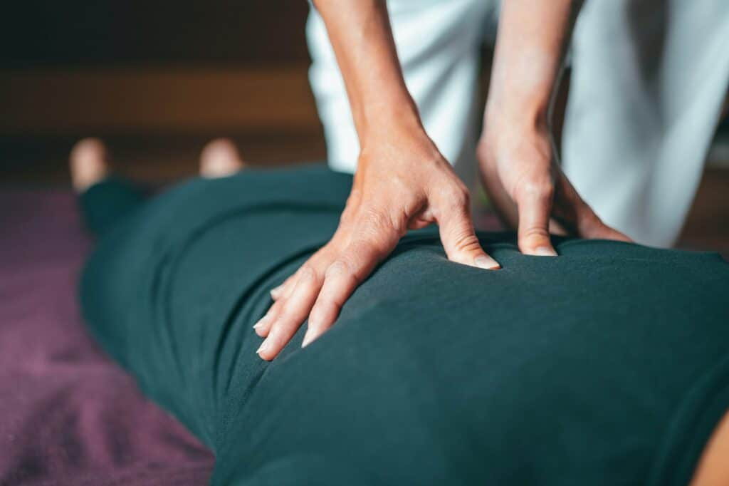 The Benefits of Massage for Training